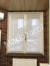 рулонные шторы screen brown
