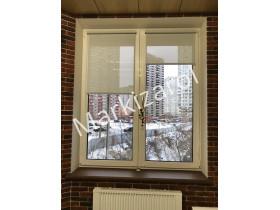 Рулонные шторы Screen ( скрин) на 25 системе Standart Besta