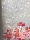 Рулонная штора флора розы