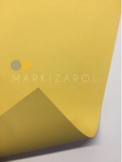 Рулонная штора Блэкаут yellow