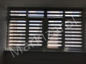 Рулонные шторы день ночь DN 211 (положение день )