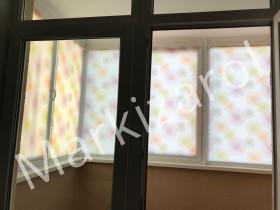 Рулонные шторы В 390