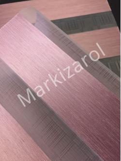 рулонные шторы еверест розовый