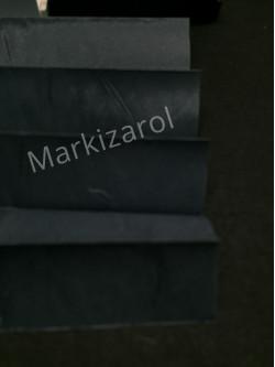 Штора плиссе темно-синяяKamari  15