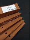 Штора плиссе коричневая Togo 206