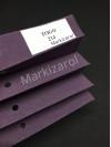 Штора плиссе фиолетовая Togo 214