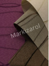 Рулонная штора фала фиолетовая