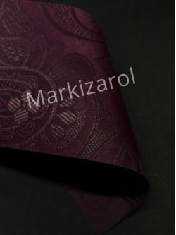 Рулонная штора Арабеска марсала